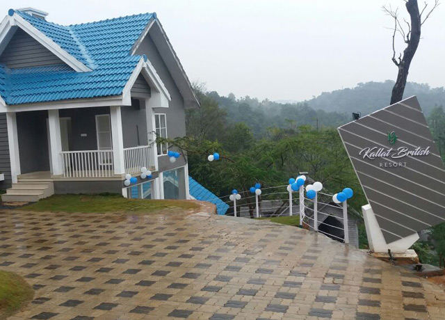 wood resort munnar